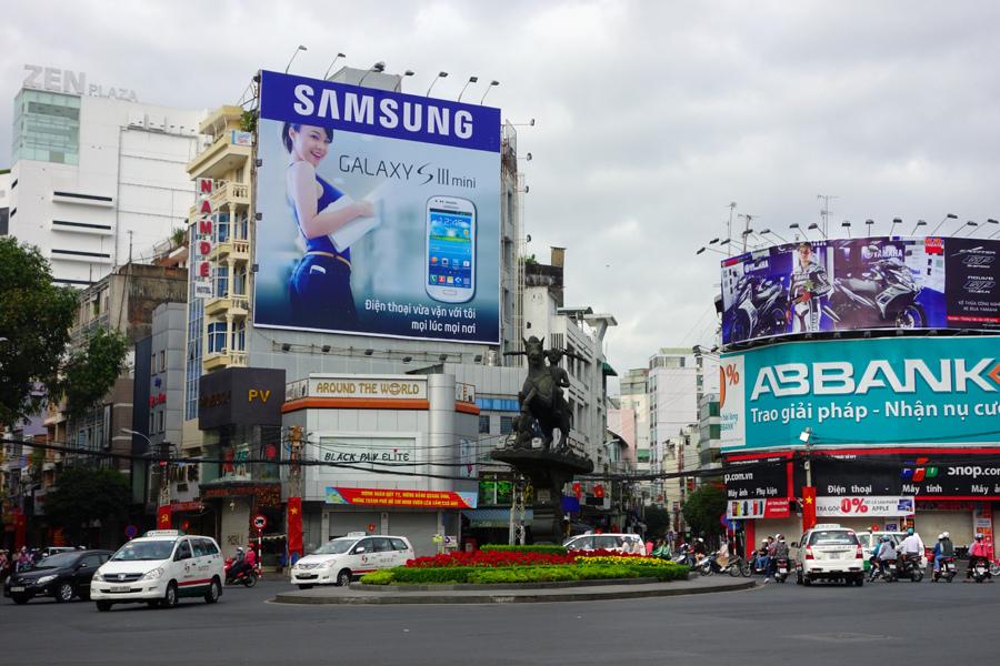 Billboard quảng cáo ngoài trời tại Bình Phước - Billboardquangcao.com