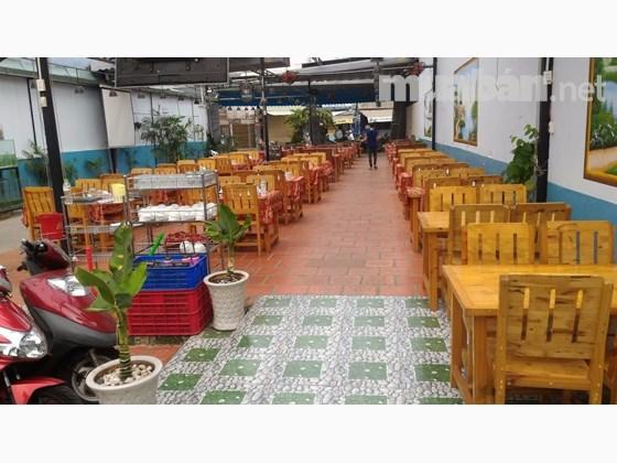 Sang quán nhậu vị trí đẹp, diện tích lớn Nơ Trang Long, P13, Bình Thạnh