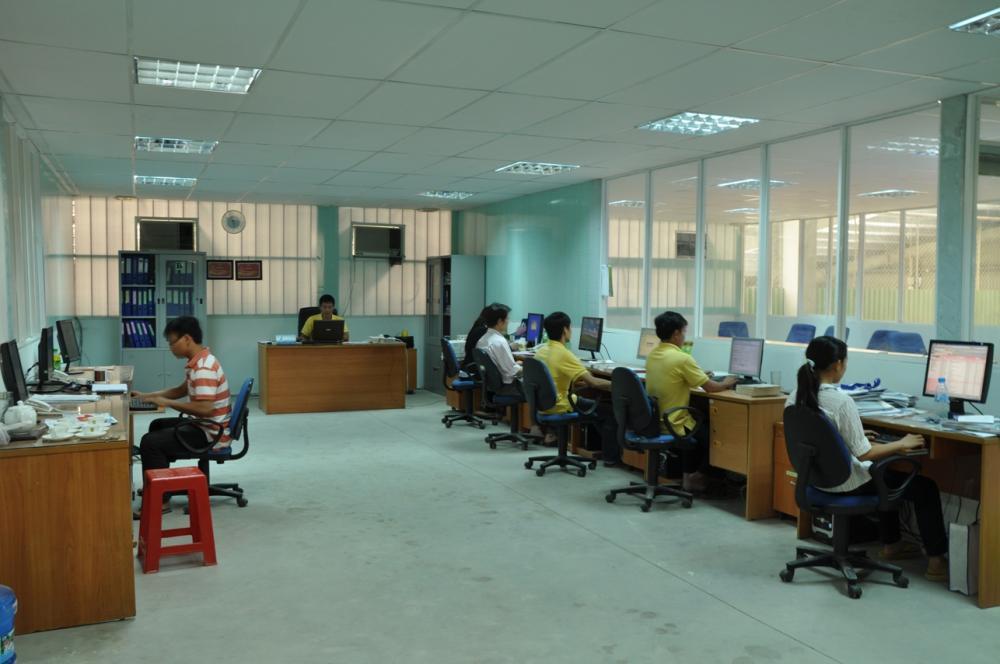 Cho thuê văn phòng quận 2, khu đô thị An Phú An Khánh, chân cầu Sài Gòn 40m2, 5 triệu/tháng
