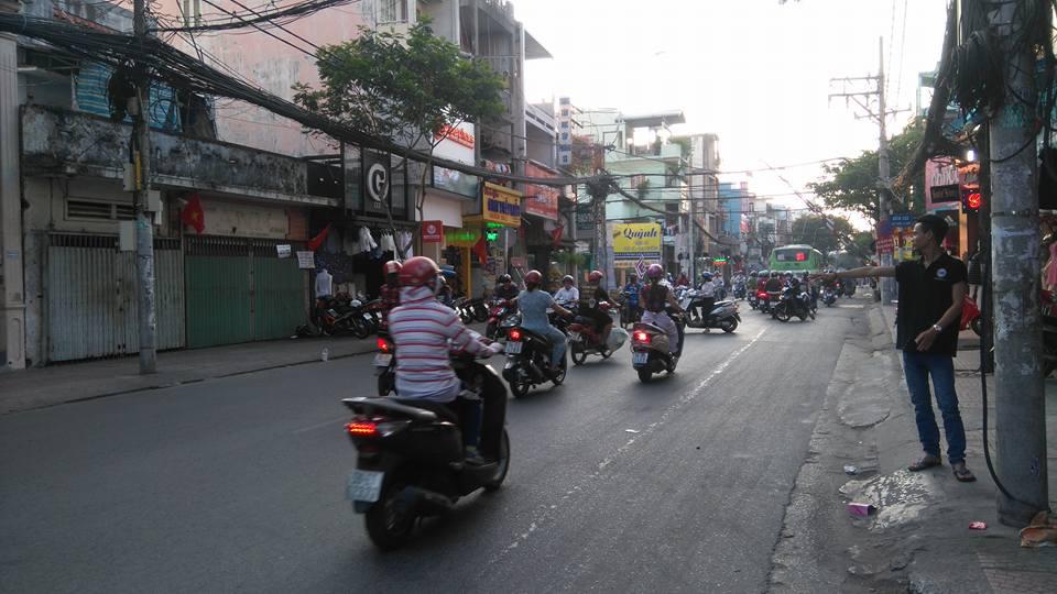 Cho thuê mặt bằng riêng biệt đường Nơ Trang Long, Bình Thạnh, DT: 8x20m