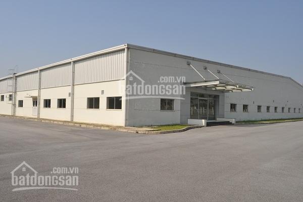 Kho xưởng mới xây 3000m2, gần KCN Tân Phú Trung Củ Chi, 75tr/th