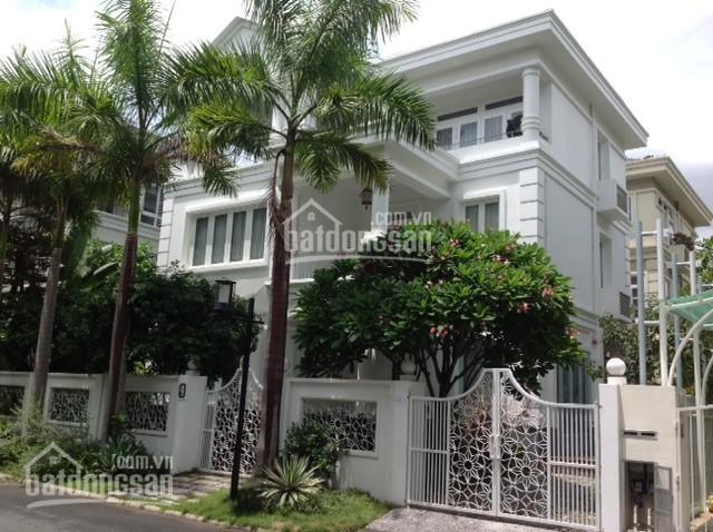 Cho thuê biệt thự Phú Mỹ Hưng khu Cảnh Đồi 10*20m có 2 lầu 5PN nhà mới đẹp, call 0977771919