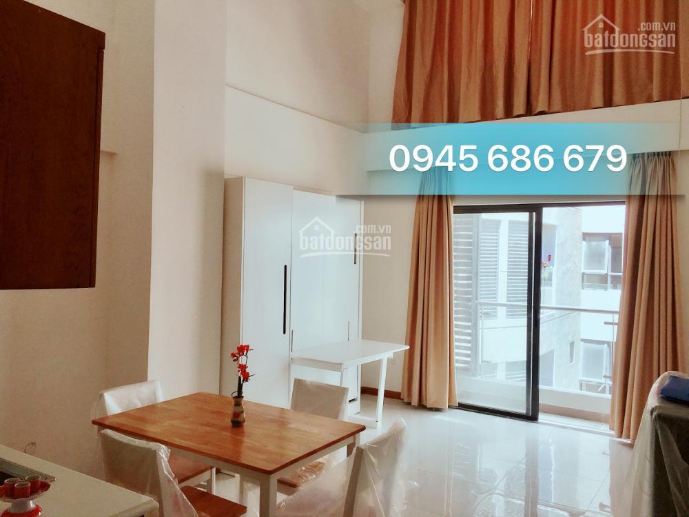 Cho thuê căn hộ 1 PN EverRich Infinity, full nội thất, trung tâm quận 5, giá rẻ chỉ 15 triệu