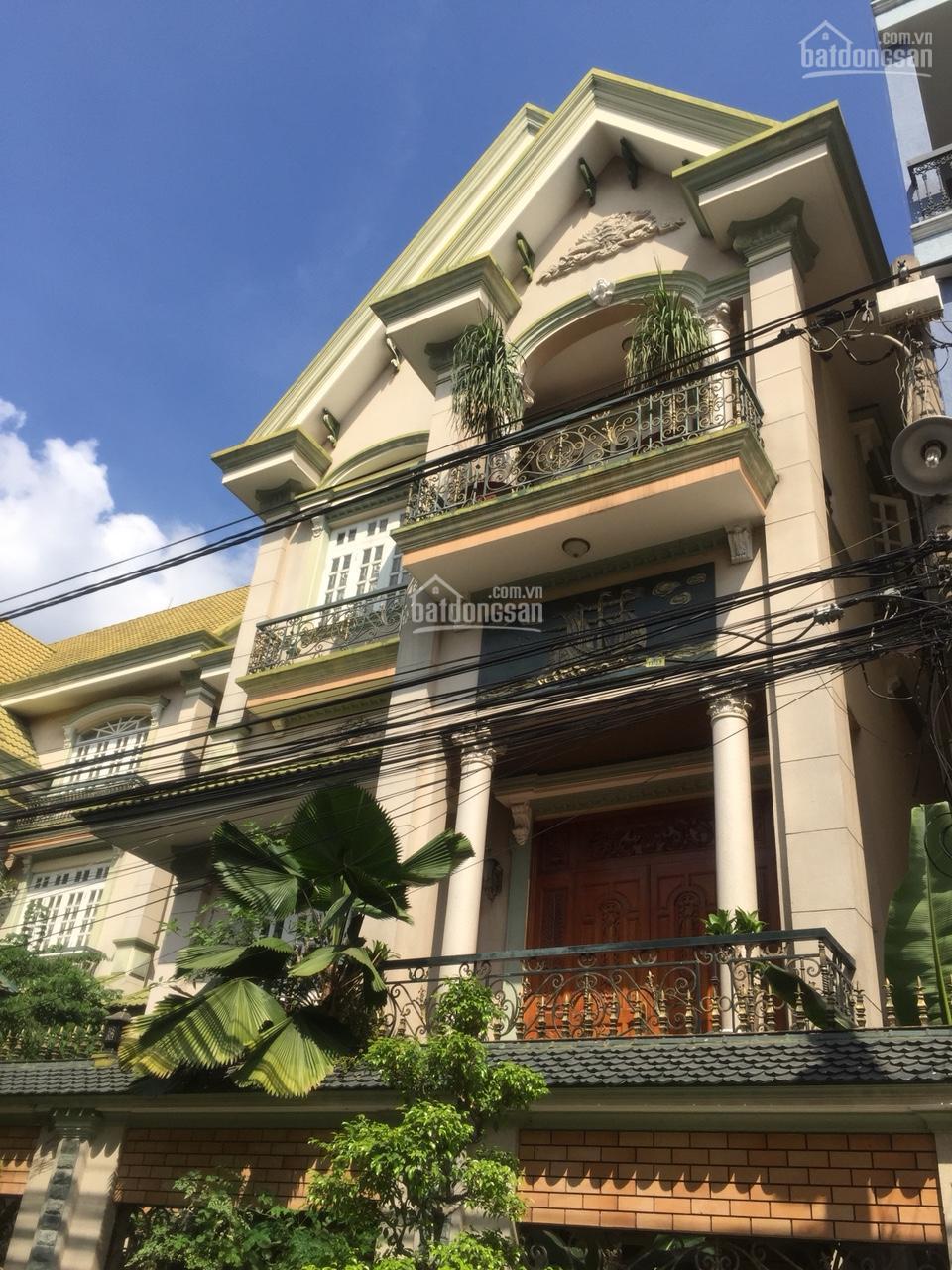 Cho thuê biệt thự K200, Cộng Hòa, Phường 12, Tân Bình, 12x25m, 3 lầu
