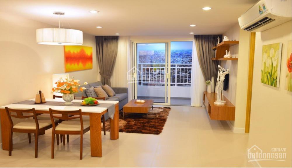 Cần cho thuê căn hộ cao cấp The Tresor 2PN + 3PN, giá tốt chỉ từ 24.99 tr/th, LH 0909287979