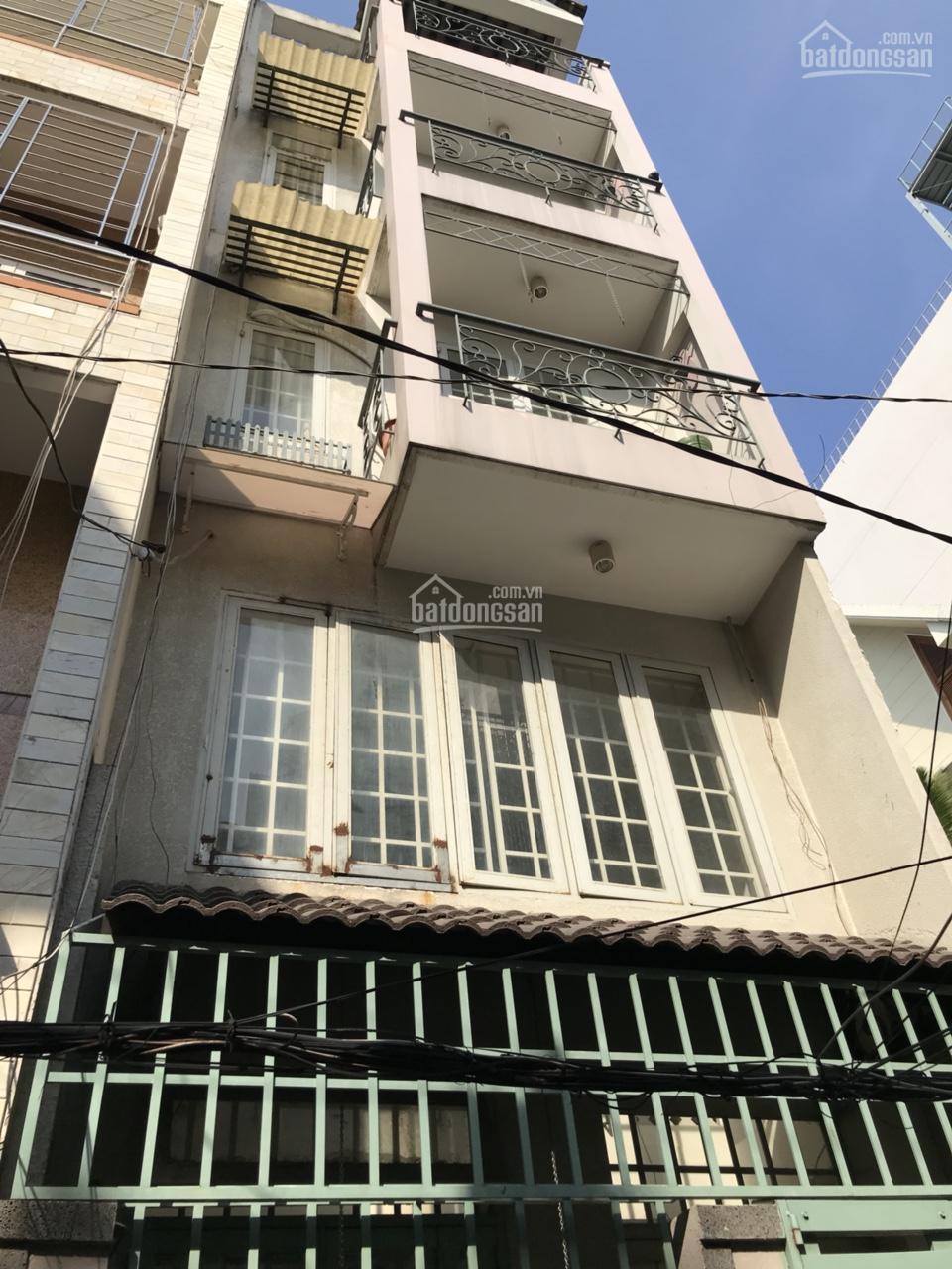 Cho thuê nhà MT 319x Phạm Thế Hiển, P7, Q8, DT 4x30m, 16tr/tháng