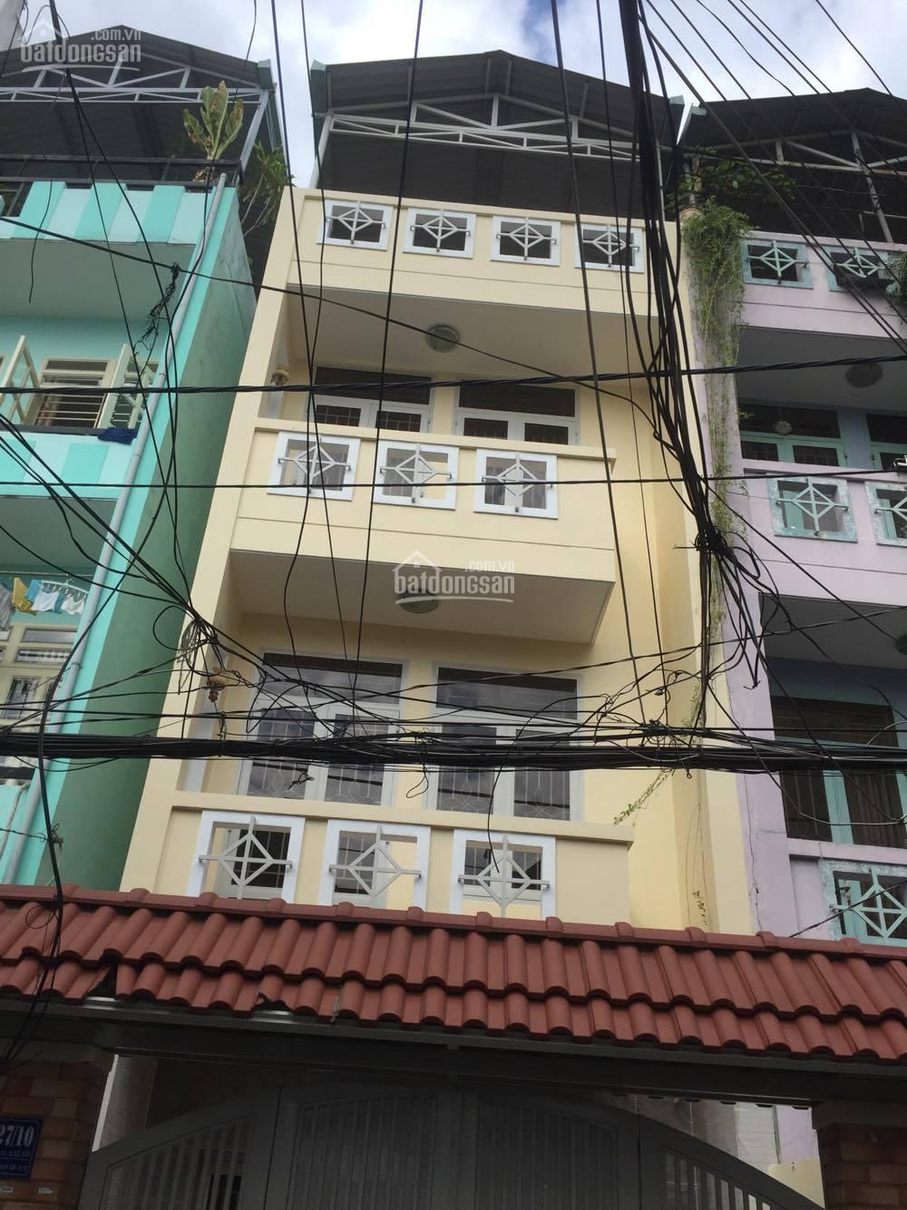 Cho thuê thuê nguyên căn hẻm 7m thông đường Phan Huy Ích, P12, Q Gò Vấp